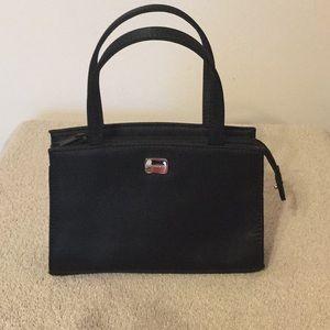 Liz Claiborne Black evening purse.